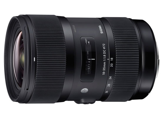 Sigma 18-35mm F1.8 DC HSM ART - Lord Photo
