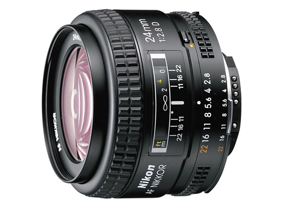 Nikon AF 24mm f/2.8D - Lord Photo