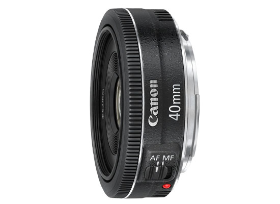 Canon EF 40mm f/2.8 STM - Lord Photo