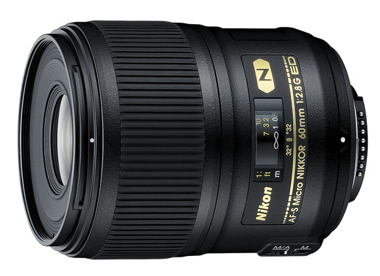 Nikon AF-S Micro 60mm f/2.8G ED - Lord Photo