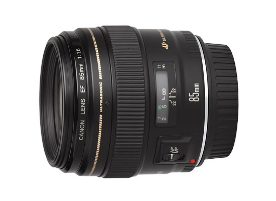 Canon EF 85mm f/1,8 USM - Lord Photo