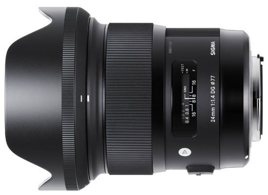 Sigma 24mm f/1.4 DG HSM A - Lord Photo