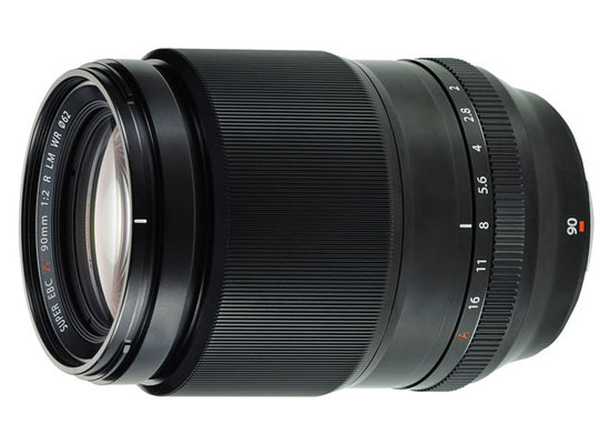 Fujifilm XF 90mm f/2.0 R LM WR - Lord Photo