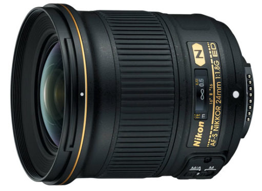 Nikon AF-S 24mm f/1.8G ED - Lord Photo
